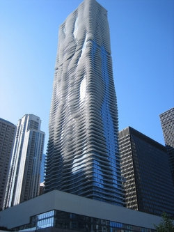 Photo of 225 N Columbus Drive, Unit Number 5804, CHICAGO, IL 60601 (MLS # 10274151)