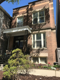 Photo of 2254 W Roscoe Street, CHICAGO, IL 60618 (MLS # 10277198)