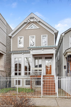 Photo of 2138 W Fletcher Street, CHICAGO, IL 60618 (MLS # 10277873)