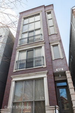 Photo of 930 N Honore Street, Unit Number 1, CHICAGO, IL 60622 (MLS # 10278500)