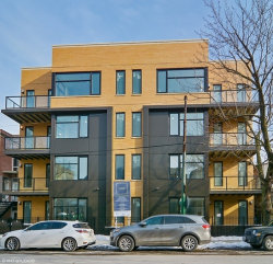 Photo of 1841 N California Avenue, Unit Number 4B, CHICAGO, IL 60647 (MLS # 10308221)