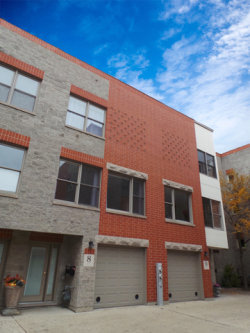 Photo of 860 N Elston Avenue, Unit Number 8, CHICAGO, IL 60642 (MLS # 10313351)