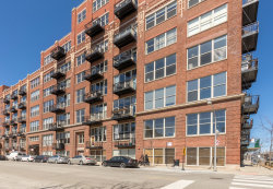Photo of 1500 W Monroe Street, Unit Number 322, CHICAGO, IL 60607 (MLS # 10313935)
