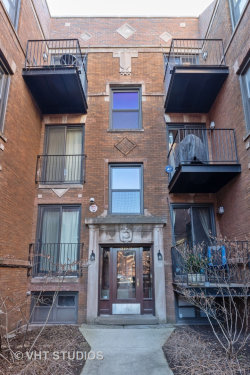 Photo of 1651 W Addison Street, Unit Number 2, CHICAGO, IL 60613 (MLS # 10315249)