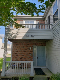 Photo of 316 Ogden Falls Boulevard, Unit Number 316, OSWEGO, IL 60543 (MLS # 10323637)
