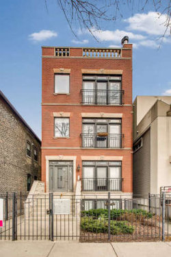 Photo of 1051 N Winchester Avenue, Unit Number 3, CHICAGO, IL 60622 (MLS # 10331850)
