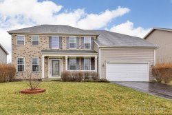 Photo of 614 Mansfield Way, OSWEGO, IL 60543 (MLS # 10333326)