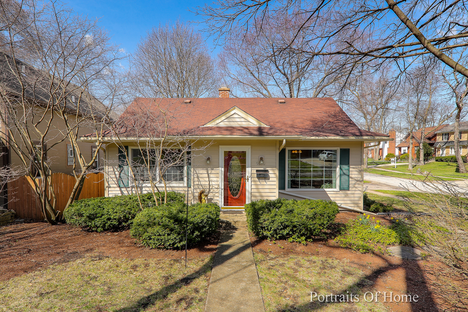 Photo for 5630 Hillcrest Road, DOWNERS GROVE, IL 60516 (MLS # 10339676)