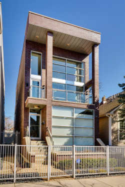 Photo of 1709 N Rockwell Street, Unit Number 2, CHICAGO, IL 60647 (MLS # 10352897)