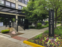 Photo of 1110 W 15th Street, Unit Number 412, CHICAGO, IL 60608 (MLS # 10357364)