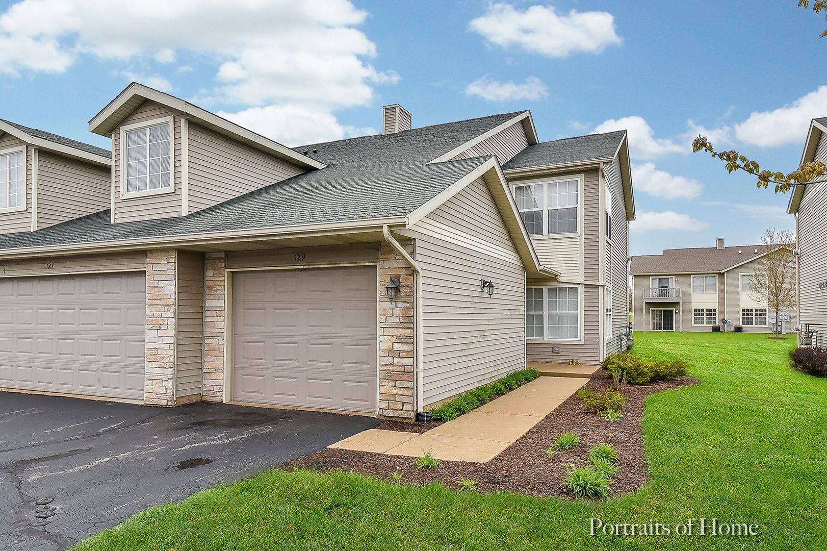 Photo for 129 Penny Lane, Unit Number 129, SYCAMORE, IL 60178 (MLS # 10361303)