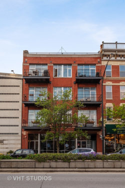 Photo of 1344 W Madison Street, Unit Number 402, CHICAGO, IL 60607 (MLS # 10384247)