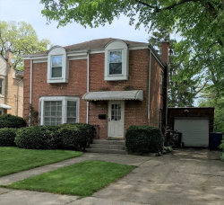 Photo of 4111 N Plainfield Avenue, CHICAGO, IL 60634 (MLS # 10385396)