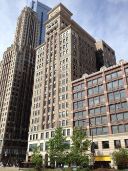 Photo of 6 N Michigan Avenue, Unit Number 801, CHICAGO, IL 60602 (MLS # 10408769)