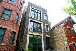 Photo of 858 N Hermitage Avenue, Unit Number 3, CHICAGO, IL 60622 (MLS # 10419655)