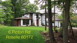 Photo of 6 Picton Road, ROSELLE, IL 60172 (MLS # 10435765)