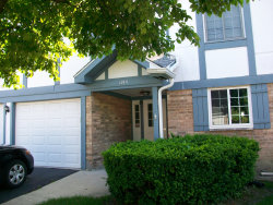 Photo of 1244 Williamsport Drive, Unit Number 36-1, WESTMONT, IL 60559 (MLS # 10442688)