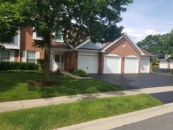 Photo of 1695 Mansfield Court, Unit Number 6, ROSELLE, IL 60172 (MLS # 10444468)