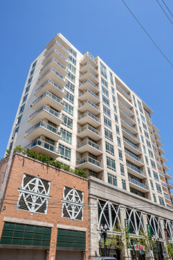 Photo of 230 W Division Street, Unit Number 1508, CHICAGO, IL 60610 (MLS # 10445999)