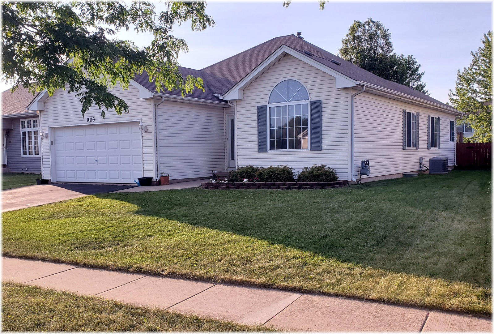 Photo for 903 Walnut Street, GENOA, IL 60135 (MLS # 10449649)