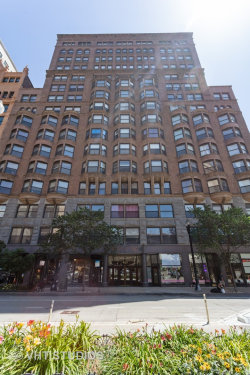 Photo of 431 S Dearborn Street, Unit Number 609, CHICAGO, IL 60605 (MLS # 10452829)