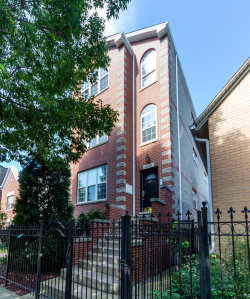 Photo of 1228 N Campbell Avenue, Unit Number 3, CHICAGO, IL 60622 (MLS # 10457574)
