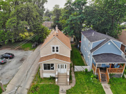 Photo of 10317 S Wallace Street, CHICAGO, IL 60628 (MLS # 10461159)
