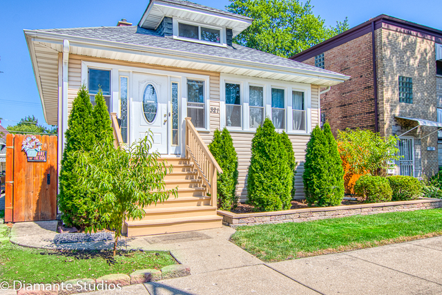 Photo for 321 22nd Avenue, BELLWOOD, IL 60104 (MLS # 10473895)