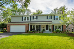 Photo of 276 Stonegate Road, CLARENDON HILLS, IL 60514 (MLS # 10475677)