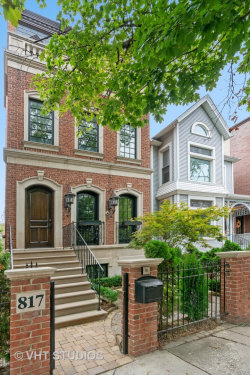 Photo of 817 W Wrightwood Avenue, CHICAGO, IL 60614 (MLS # 10517410)