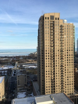 Photo of 1111 S Wabash Avenue, Unit Number 2705, CHICAGO, IL 60605 (MLS # 10518491)