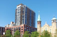 Photo of 210 S Desplaines Street, Unit Number 607, CHICAGO, IL 60661 (MLS # 10518556)