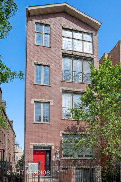 Photo of 1227 N Greenview Avenue, Unit Number 3, CHICAGO, IL 60642 (MLS # 10519216)