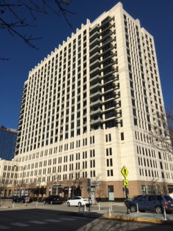 Photo of 1255 S State Street, Unit Number 1813, CHICAGO, IL 60605 (MLS # 10520762)