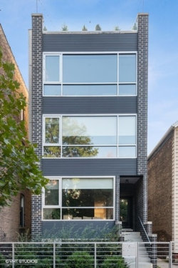 Photo of 874 N Marshfield Avenue, Unit Number 3, CHICAGO, IL 60622 (MLS # 10522070)