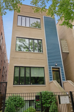 Photo of 1425 N Leavitt Street, Unit Number 3, CHICAGO, IL 60622 (MLS # 10523721)
