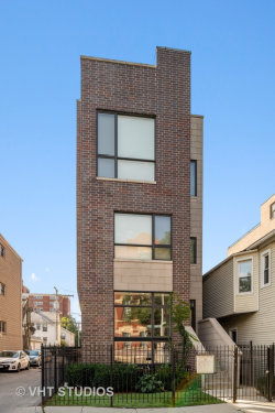 Photo of 1501 W Walton Street, Unit Number 1, CHICAGO, IL 60622 (MLS # 10523734)
