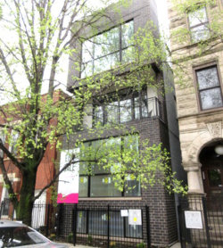 Photo of 1538 W Thomas Street, Unit Number 1, Chicago, IL 60642 (MLS # 10529284)