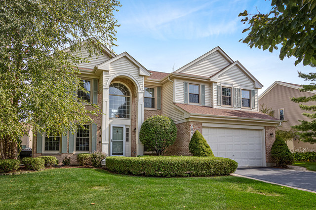 Photo for 1851 Haverford Drive, Algonquin, IL 60102 (MLS # 10531863)