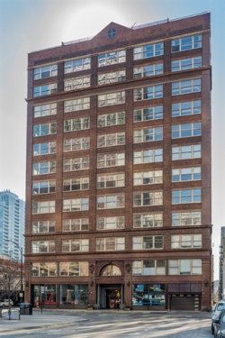 Photo of 161 W Harrison Street, Unit Number 405, Chicago, IL 60605 (MLS # 10547969)