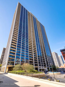Photo of 1560 N Sandburg Terrace, Unit Number 3107J, Chicago, IL 60610 (MLS # 10549925)