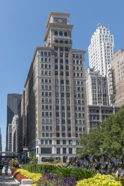 Photo of 6 N Michigan Avenue, Unit Number 803, Chicago, IL 60602 (MLS # 10567165)