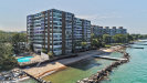 Photo of 1616 Sheridan Road, Unit Number 1A, Wilmette, IL 60091 (MLS # 10568892)