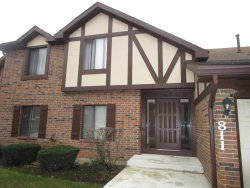 Photo of 811 Cross Creek Court, Unit Number D1, Roselle, IL 60172 (MLS # 10570217)
