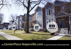 Photo of 817 N Center Street, Naperville, IL 60563 (MLS # 10570745)