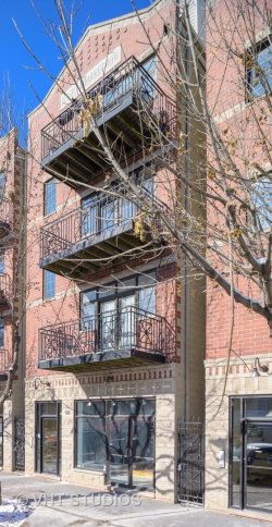 Photo of 1046 W Fulton Market, Unit Number 3, Chicago, IL 60607 (MLS # 10570796)