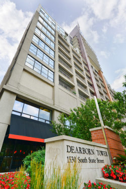 Photo of 1530 S State Street, Unit Number 722, Chicago, IL 60605 (MLS # 10570961)