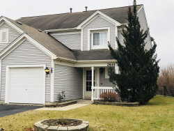 Photo of 2844 Impressions Drive, Lake In The Hills, IL 60156 (MLS # 10573326)
