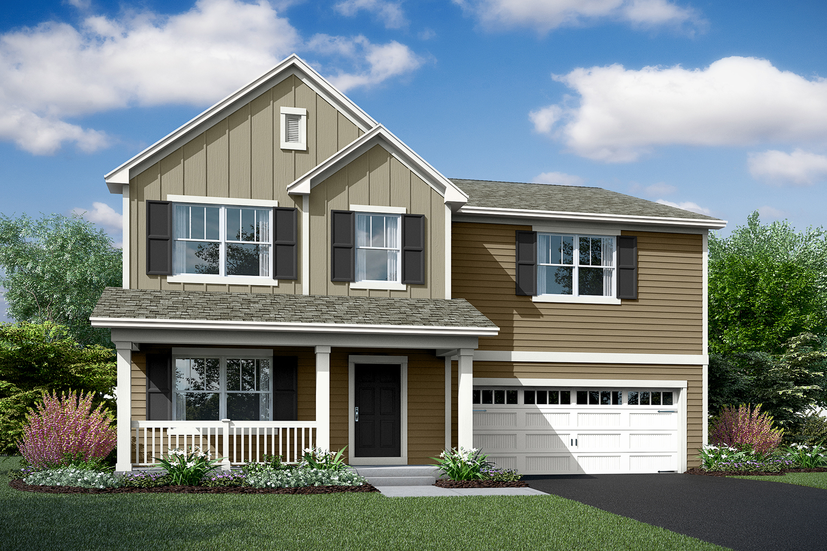 Photo for 326 Garden Lot #11 Drive, Elgin, IL 60124 (MLS # 10577128)