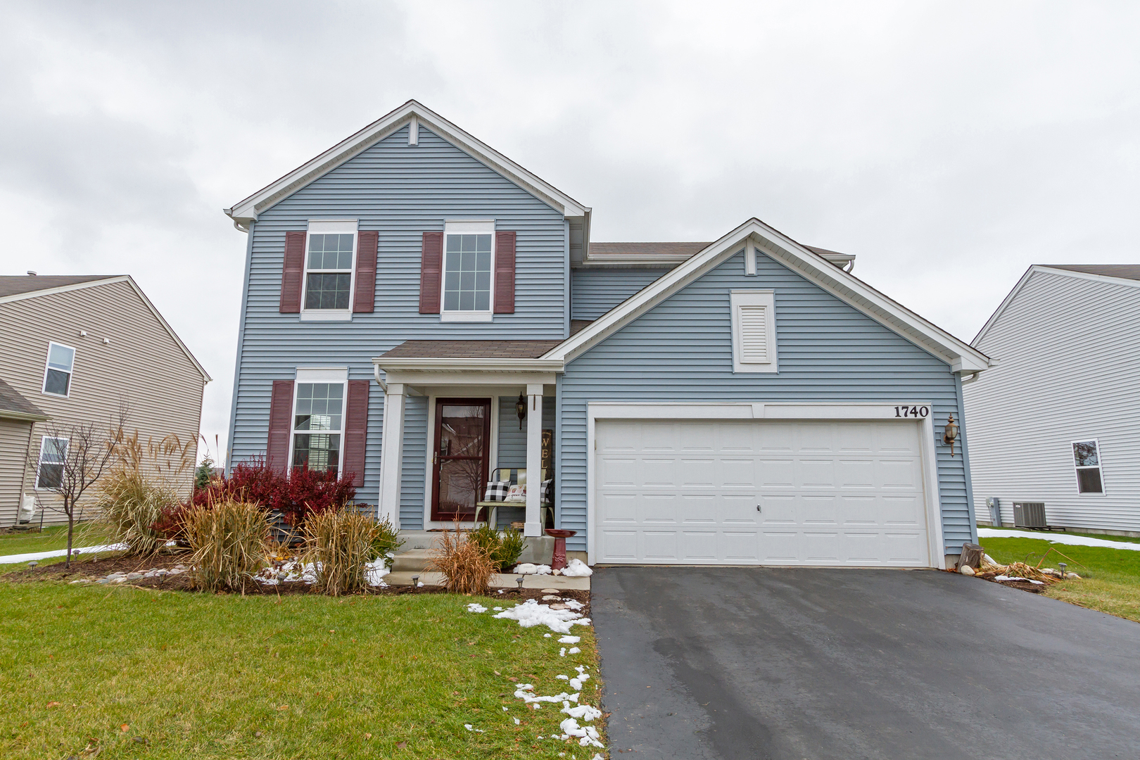 Photo for 1740 Rockport Road, Hampshire, IL 60140 (MLS # 10577504)